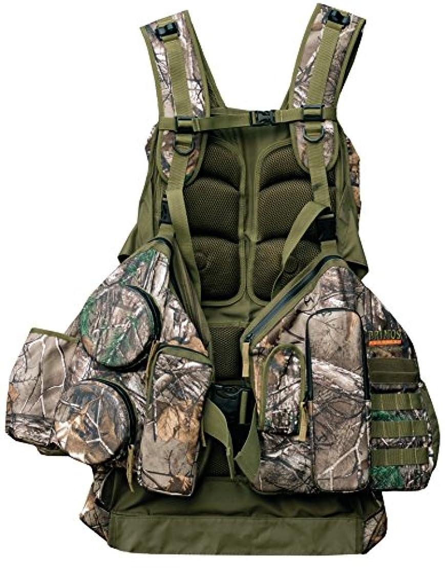 Primos Hunting 65718 ロッカーベスト XL/2XLサイズ リアルツリーエクストラグリーン