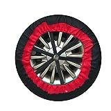 布製タイヤチェーン スノーソックス KN60 全9サイズ R13-R16 非金属タイプ 駆動輪2本分 ジャッキアップ不要 [並行輸入品]