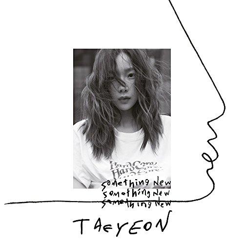 テヨン - Something New (3rd Mini Album) CD+Booklet+Folded Poster [KPOP MARKET特典: 追加特典フォトカード] [韓国盤]
