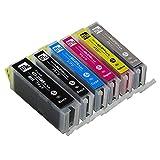 インクのチップスオリジナル BCI-371XL+370XL/6MP キヤノン 互換インクタンク ICチップ付 残量表示可能 増量版 6色セット FFP(フラストレーションフリーパッケージ) 対応機種:PIXUS MG7730 / PIXUS MG7730F / PIXUS MG6930 / PIXUS TS9030 / PIXUS TS8030「JAN:4582480216929」