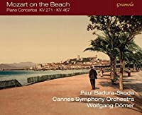 Mozart on the Beach, KV 271 & 467 by Paul Badura-Skoda