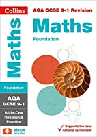 Collins GCSE Revision and Practice - New 2015 Curriculum Edition ? AQA GCSE Maths Foundation Tier: All-In-One Revision and Practice by Collins UK(2015-09-01)