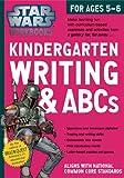 Kindergarten Writing & ABCs (Star Wars Workbooks)
