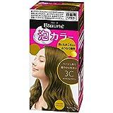 【花王】ブローネ泡カラー 3C キャラメルブラウン 108ml ×20個セット