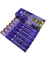 G.R.INTERNATIONAL(ジーアールインターナショナル) メディテーション香 スティック MEDITATION 6箱セット