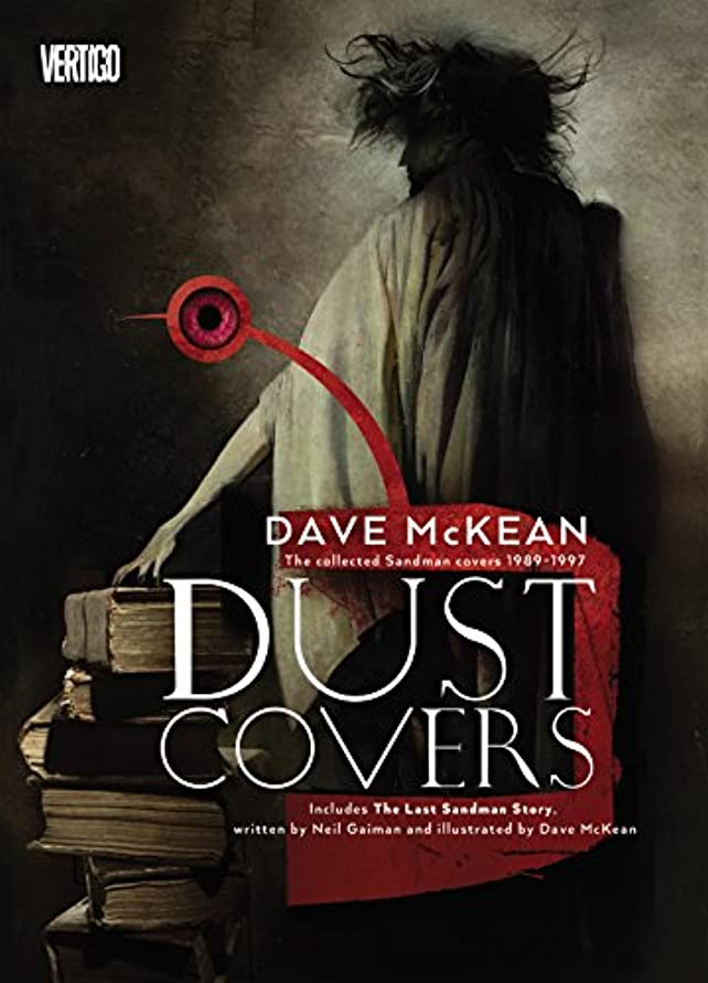 Dust Covers: The Collected Sandman Covers (English Edition)