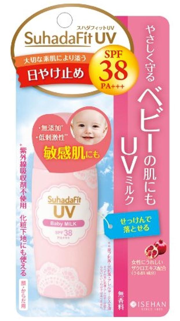 正規化息子細分化するスハダフィットUV ベビーミルク