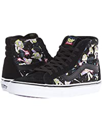 (バンズ) VANS 靴・シューズ スニーカー SK8-Hi Reissue X Toy Story Collection (Toy Story) Buzz Lightyear/True White ライト/トゥルー ホワイト Men's 10.5, Women's 12 (M 28.5, W 29) Medium