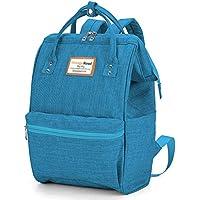 CXQ ファッションシンプルワイルドレディバックパックカレッジキャンパスバックパックコンピュータバッグ旅行ブラックブルーバックパック