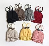 韓国風帽子 ベビー帽キッズ用 毛系帽.