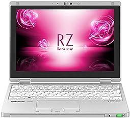 【4年保証】Panasonic Let's note CF-RZ6NDAVS 2in1 Windows10 Pro 64bit Core m3-7Y30 8GB SSD 256GB 光学ドライブ非搭載 高速無線LAN IEEE802.11ac/a/b/g/n Bluetooth USB3.0 HDMI 10.1型タッチパネル液晶ノートパソコン 軽量重さ約0.745kg バッテリー駆動時間最大約11.5時間