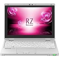 【4年保証】Panasonic Let''s note CF-RZ6NDAVS 2in1 Windows10 Pro 64bit Core m3-7Y30 8GB SSD 256GB 光学ドライブ非搭載 高速無線LAN IEEE802.11ac/a/b/g/n Bluetooth USB3.0 HDMI 10.1型タッチパネル液晶ノートパソコン 軽量重さ約0.745kg バッテリー駆動時間最大約11.5時間