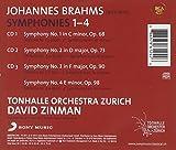Symphonies 1-4 画像