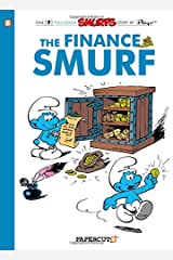 Smurf 18: The Finance Smurf (Smurfs) ペーパーバック