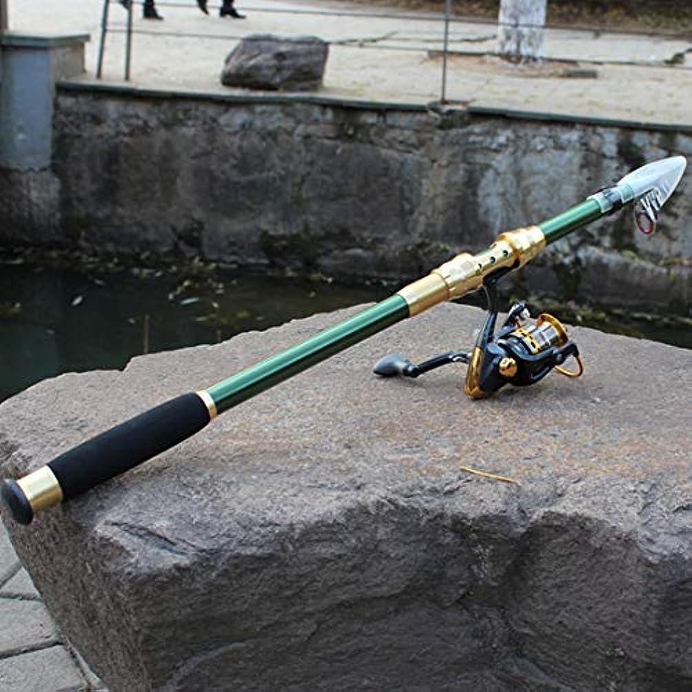 わな味わう懲戒WTYD アウトドア釣り用品 3.3mカーボンポールトラベルポータブル釣りポール、ランダムカラーデリバリー アウトドアに使う