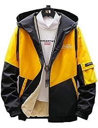 ジャケット メンズ 秋冬 フード付きジャケット チェスターコート大きいサイズ秋冬 防寒 防風 厚手 裏起毛