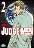 JUDGE MEN ジャッジメン 2 (ジャンプコミックスデラックス)