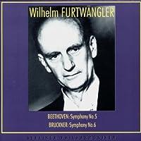 BEETHOVEN: SYMPHONY NO.5 / BRUCKNER: SYMPHONY NO.6 ブルックナー作曲交響曲第6番イ長調 A.105