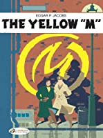 Blake and Mortimer 1, the Yellow 'm'