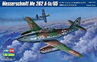 Hobby Boss Messerschmitt Me 262A-1a/U5 Airplane Model Building Kit [並行輸入品]