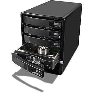 SAFE RAID GR5630 (GR5630-SB3)USB3.0/eSATA RAID対応4ベイストレージケース