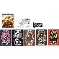 【Amazon.co.jp限定】ハン・ソロ/スター・ウォーズ・ストーリー MovieNEX  A4ポスター5枚組、ステッカーシート1枚、ポストカード1枚付き
