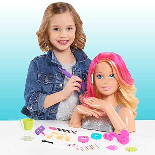 『Barbie Deluxe Colour Specialist Styling Head』の1枚目の画像