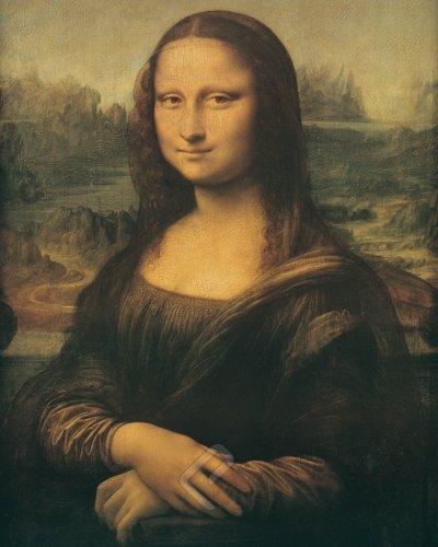 レオナルド・ダ・ヴィンチ モナ・リザ Mona Lisa アートポスター