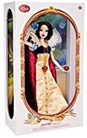 """Disney Limited Edition Deluxe Snowホワイト人形–17"""""""