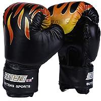 SOEKAVIA ボクシング グローブ 子供 トレーニング 格闘技 空手 ムエタイ 拳ガード 両手セット 軽量 通気性 3色選べる