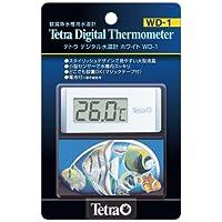 テトラ (Tetra) デジタル水温計 ホワイトWD-1