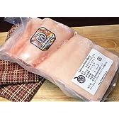 皮付豚バラ肉(三枚肉)ブロック約1kg 豚肉ばら ラフテーや豚角煮にどうぞ 【販売元:The Meat Guy(ザ・ミートガイ)】