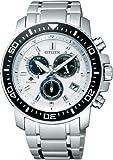 [シチズン]CITIZEN 腕時計 PROMASTER プロマスター Eco-Drive エコ・ドライブ 電波時計 クロノグラフ PMP56-3053 メンズ