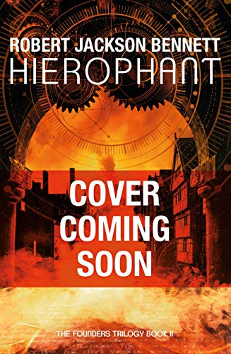 Hierophant (The Founders Book 2) (English Edition)