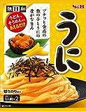 S&B 麺日和うに 41.4g ×5袋