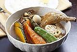 送料無料 札幌極みスープカレー 3種類から選べる 2食 豚角煮・チキン・ほたて 北海道 カレー レトルト 1000円ポッキリ (チキン×豚角煮)