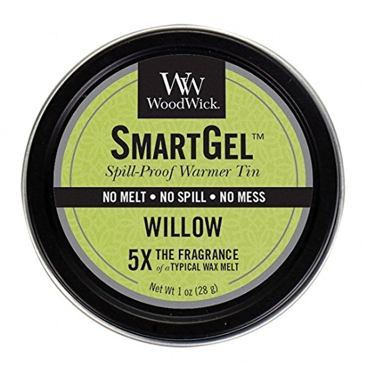 不機嫌農奴繰り返したWoodWick(ウッドウィック) Wood Wickスマートジェル 「 ウィロー 」W9630525(W9630525)