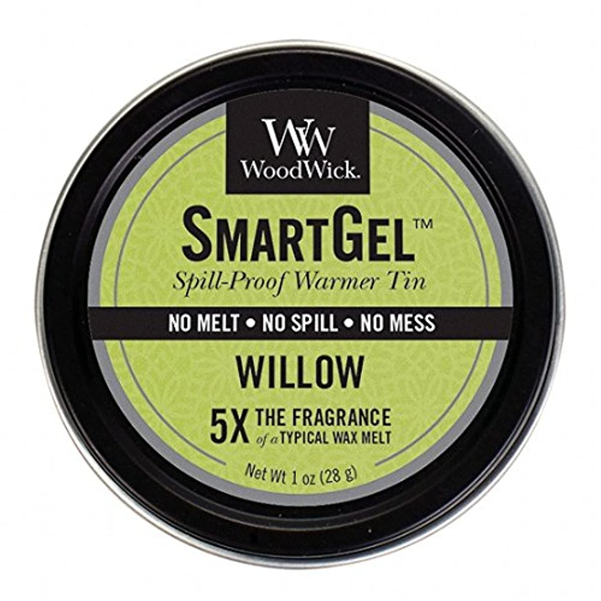 WoodWick(ウッドウィック) Wood Wickスマートジェル 「 ウィロー 」W9630525(W9630525)