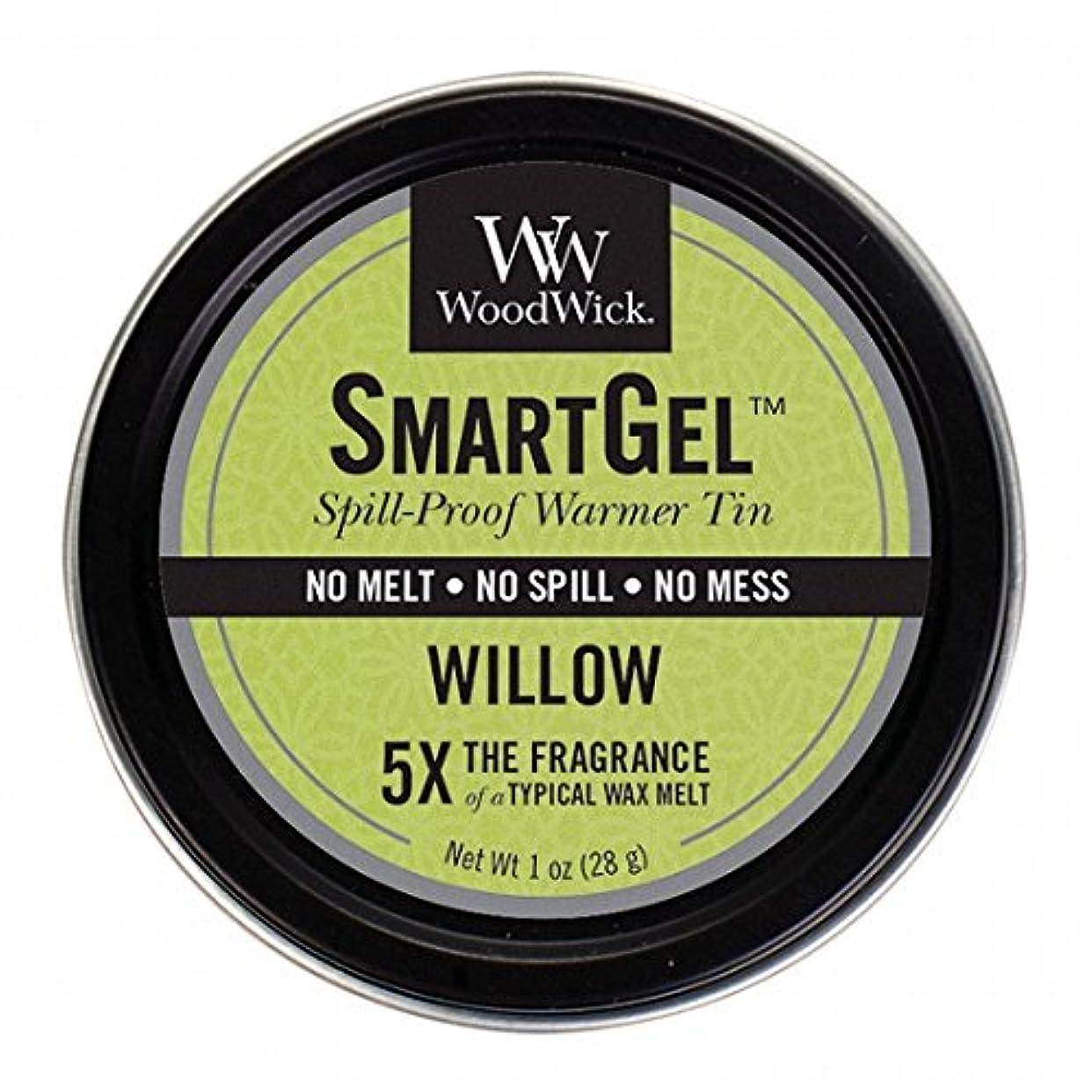 謎予知たくさんのウッドウィック( WoodWick ) Wood Wickスマートジェル 「 ウィロー 」W9630525