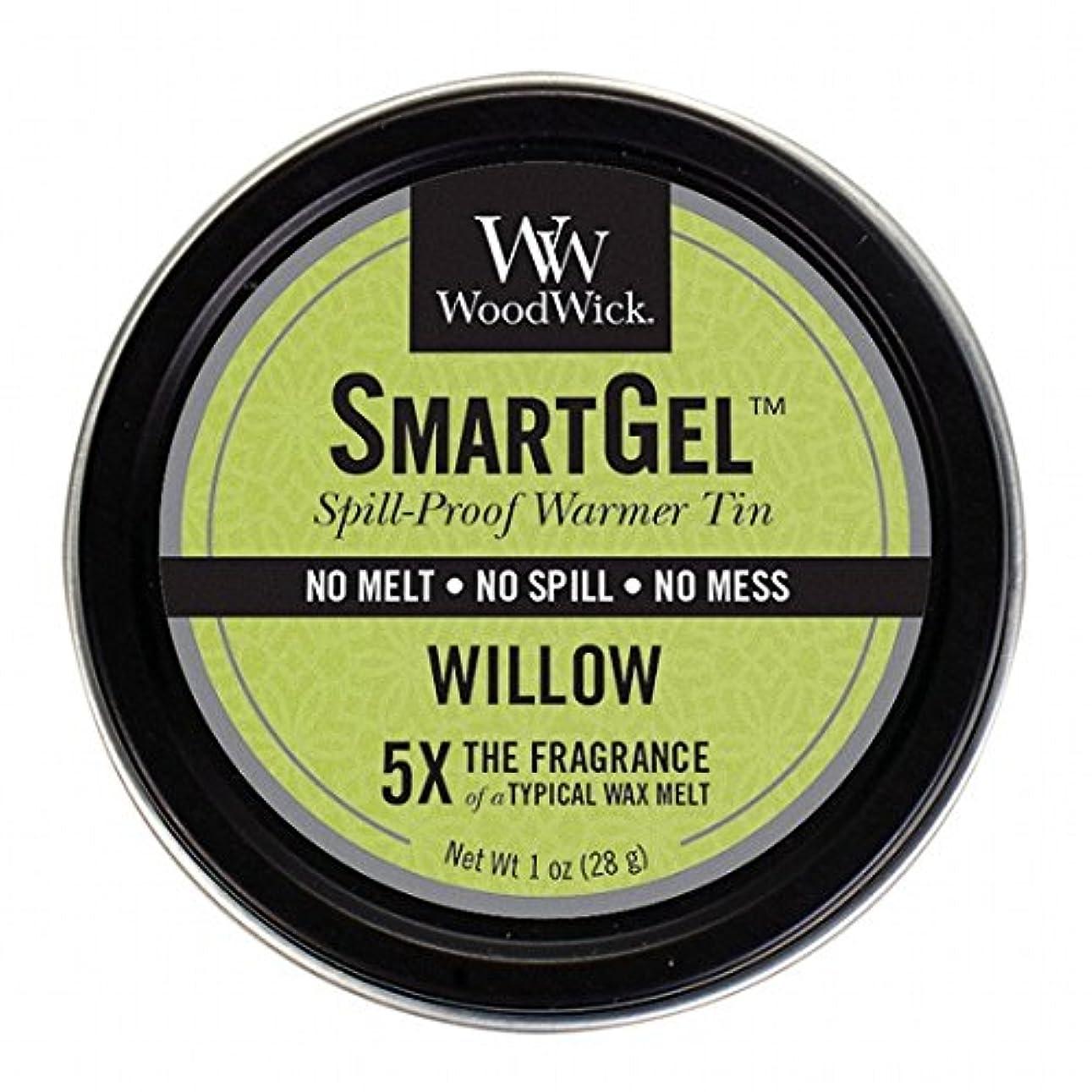 記憶に残るひねりエスニックWoodWick(ウッドウィック) Wood Wickスマートジェル 「 ウィロー 」W9630525(W9630525)