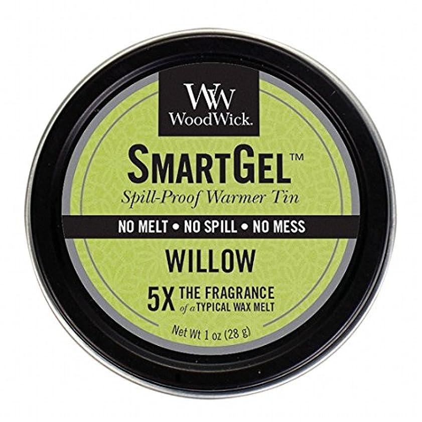 足音アプライアンス論理ウッドウィック( WoodWick ) Wood Wickスマートジェル 「 ウィロー 」W9630525