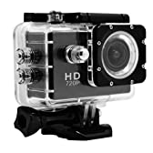 テック 2.0型液晶搭載HDアクションカメラ TECACAMHD