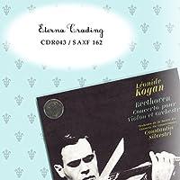 [CD-R] L.コーガン(vn)C.シルヴェストリ指揮 ベートーヴェン:Vn協奏曲