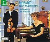 モーツァルト:ヴァイオリン・ソナタ集(全16曲)