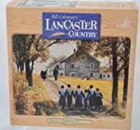 "Bill Coleman's Lancaster Country 1000 Pc Puzzle ""Meeting Ground"" [並行輸入品]"
