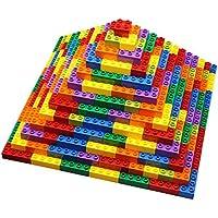 siyushop標準ユニットプラスチックブロック( 54ピース) (カラー: 108 )