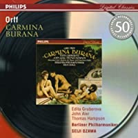 Carmina Burana by GRUBEROVA / HAMPSON / BERLIN PHIL ORCH / OZWAWA (2008-09-16)