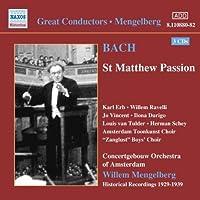 St Matthew Passion (2006-08-01)