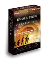 Evolution of a Creationist Workbook and 3 DVD set
