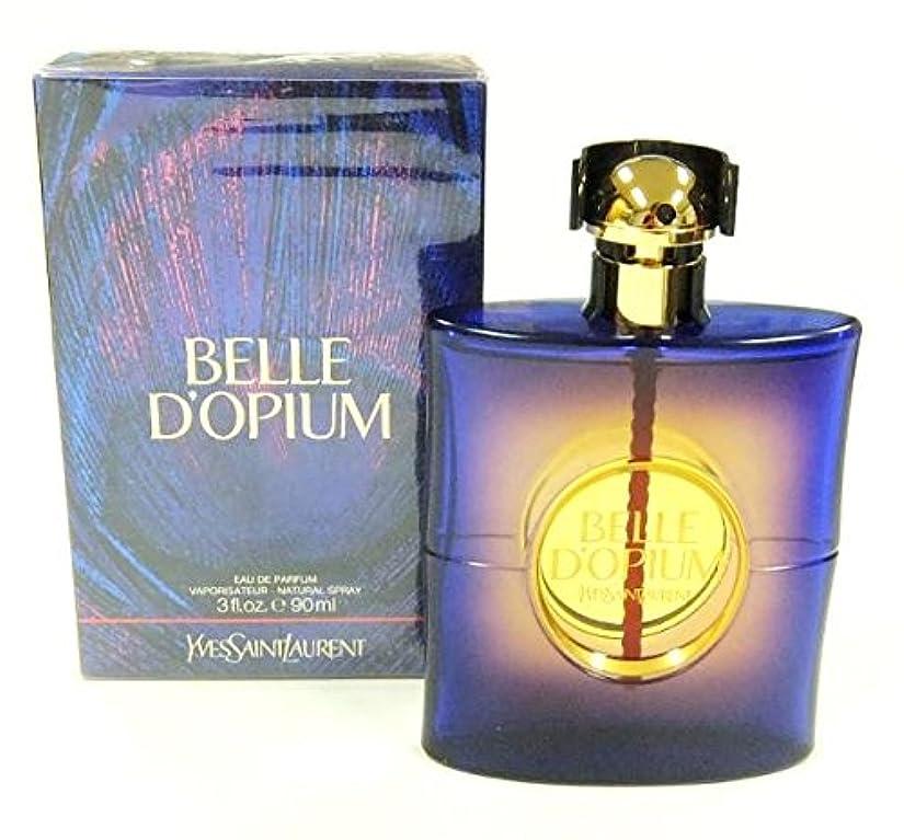 世界的に広く誓いイヴサンローラン ベル ドゥ オピウム EDP SP 90ml (並行輸入品)